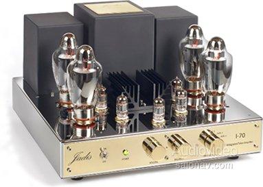 Интегральник JADIS на лампах KT170