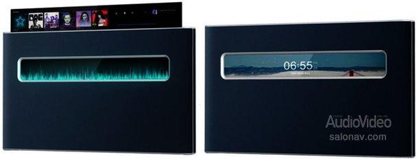 Трансформируемые OLED-экраны LG