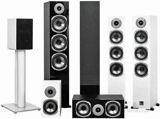 Серия недорогой акустики QUADRAL