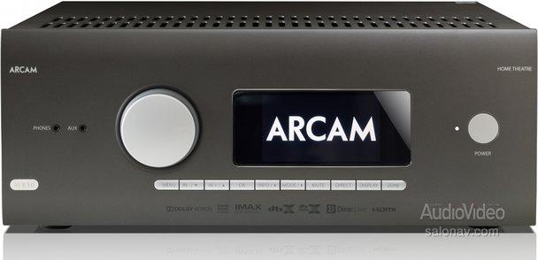 ARCAM и JBL SYNTHESIS получат новый HDMI