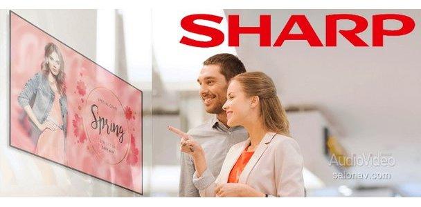 У SHARP новый партнер в России