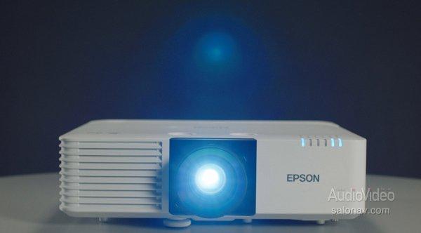 Проекторы EPSON с несменными объективами