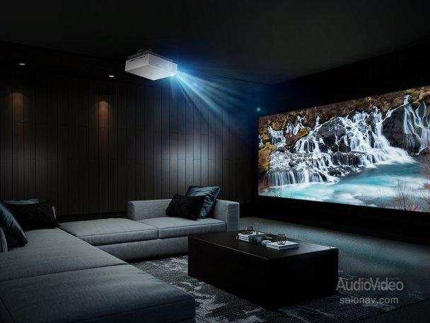 Проектор LG для домашнего кино