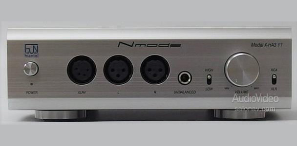 Цифровой усилитель для наушников NMODE