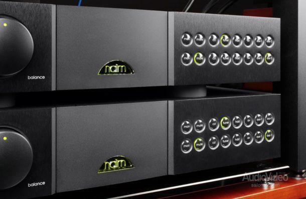 Усилительная система Naim NAC 252/NAP 300DR