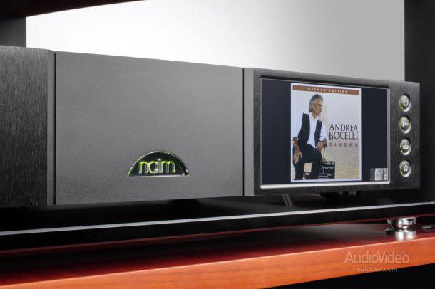 Стример Naim NDX 2 с двумя вариантами питания