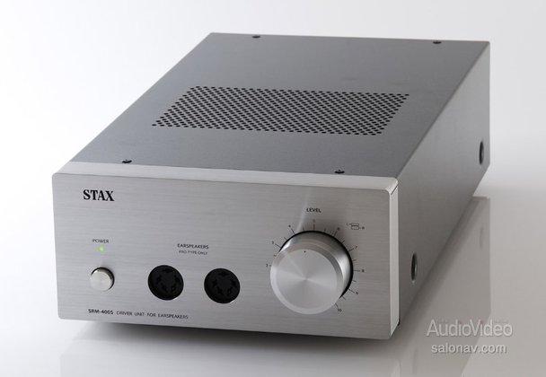 Драйвер STAX на полупроводниках