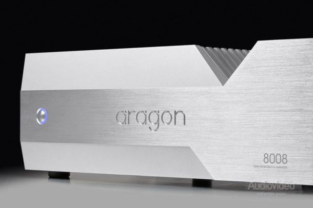 Усилитель мощности Aragon Model 8008