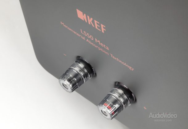 Акустические системы KEF LS50 Meta