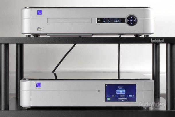 PS Audio PerfectWave: SACD транспорт и DirectStream DAC