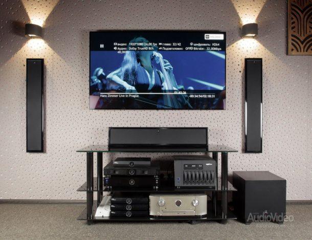 Настенная акустика MartinLoganMotion SLM, SLM XL и SLM X3