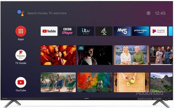 Две новые серии телевизоров SHARP