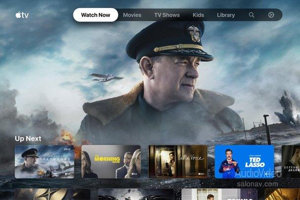 APPLE TV – в тылу врага