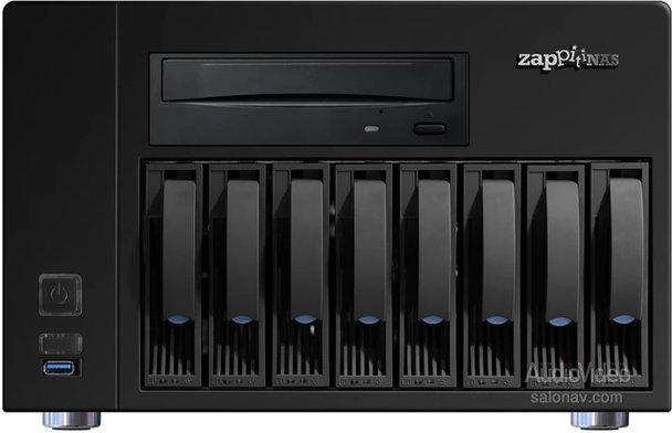 Новый сетевой накопитель ZAPPITI