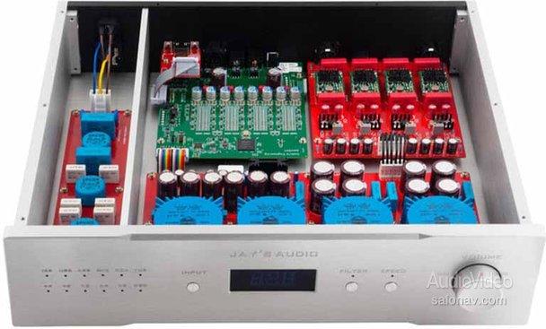 Третья версия R-2R-ЦАПа JAY'S AUDIO