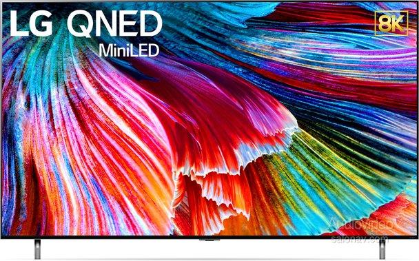 LG начинает продажи ТВ QNED Mini LED