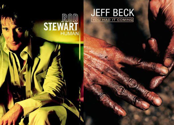Два альбома двух участников одной группы