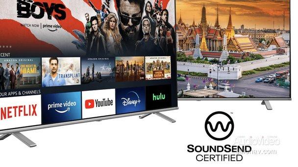 WISA сертифицирует телевизоры