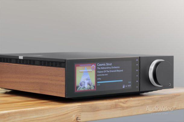 Сетевой интегральный усилитель Cambridge Audio EVO 150