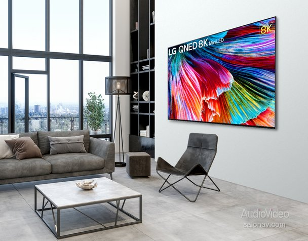 Новые телевизоры LG – в России