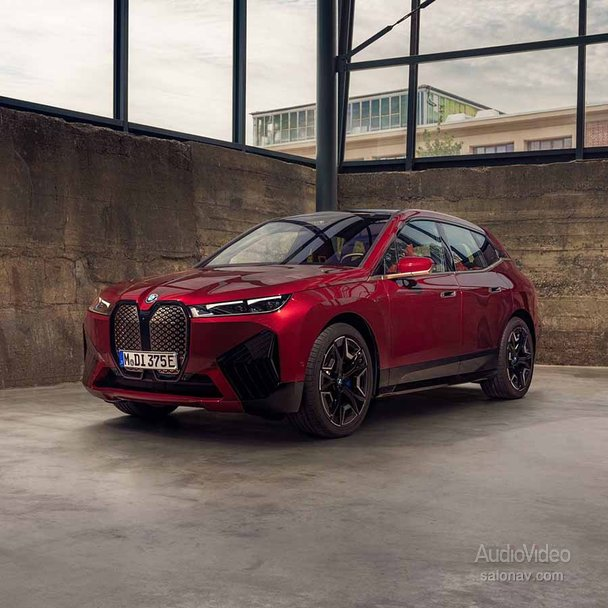BOWERS & WILKINS озвучит «электричку» BMW