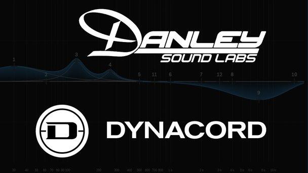 DANLEY SOUND LABS подружилась с DYNACORD