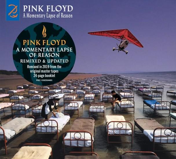 PINK FLOYD переиздают A Momentary Lapse Of Reason