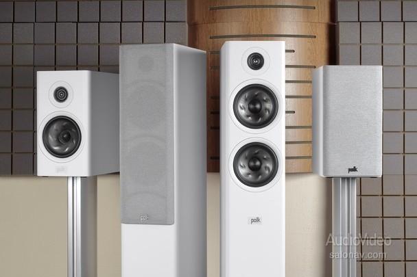Многоканальный комплект Polk Audio Reserve R600/R350/R200
