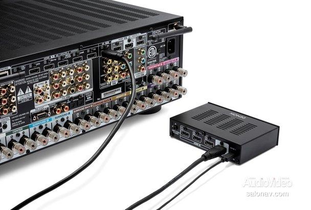 Внешние HDMI-входы для AV-ресиверов DENON и MARANTZ