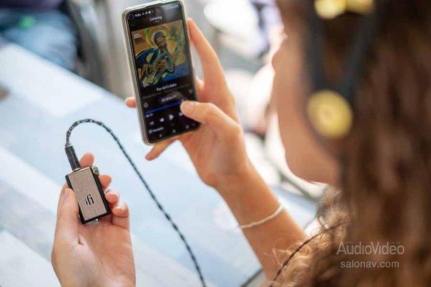 Портативный Bluetooth-усилитель IFI