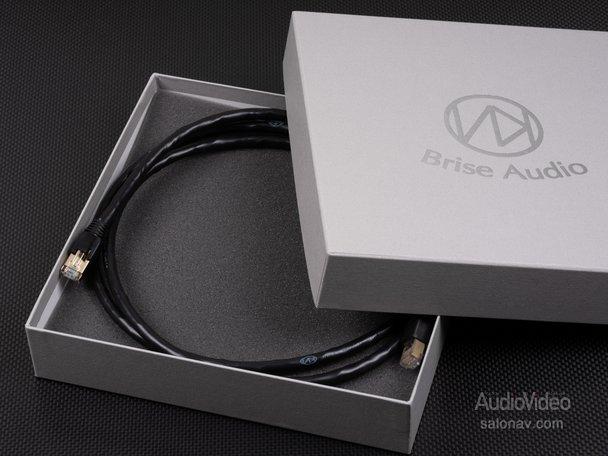 Аудиофильский сетевой кабель BRISE AUDIO