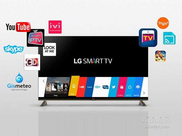 LG расширяет платформу