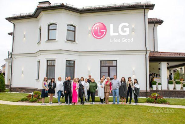 Красивая жизнь с LG
