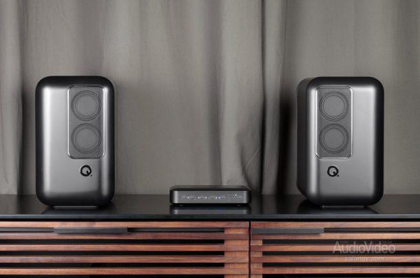 Беспроводные мониторы Q Acoustics Active 200