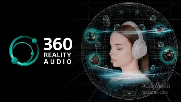 SONY усиливает продвижение 360 Reality Audio