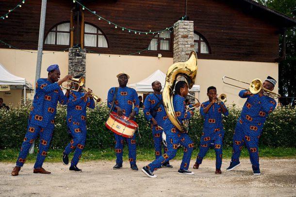 Gangbe Brass Band: от ритуала к празднику