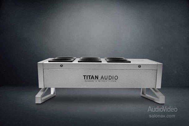TITAN AUDIO соблазняет питанием